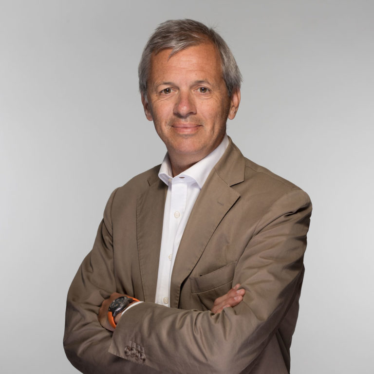 hopscotch talent Frédéric Bedin<br>Managing Director and President of the Management Board